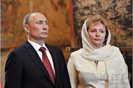 普京夫妇宣布离婚