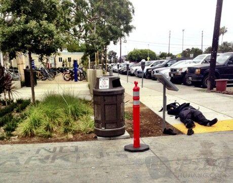 美加州校园枪击案致7人死亡 凶手已被击毙