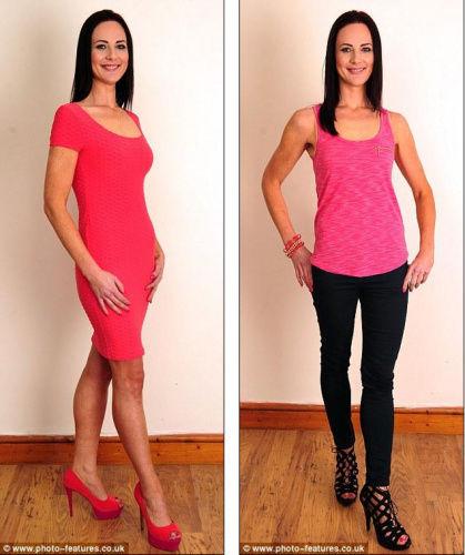 泰伦·赖特离婚后一年内减重90斤。
