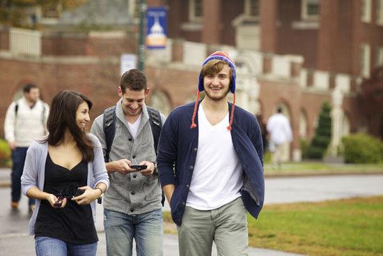 学生既聪明身材又火辣的25所美国大学(图)(全文)