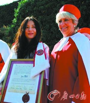 法国葡萄酒专业中国留学生新热 国内人才短缺好就业