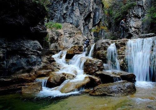 青龙峡自然风景区