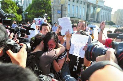 唐慧案二审未宣判 永州副市长:3次拒批劳教决定