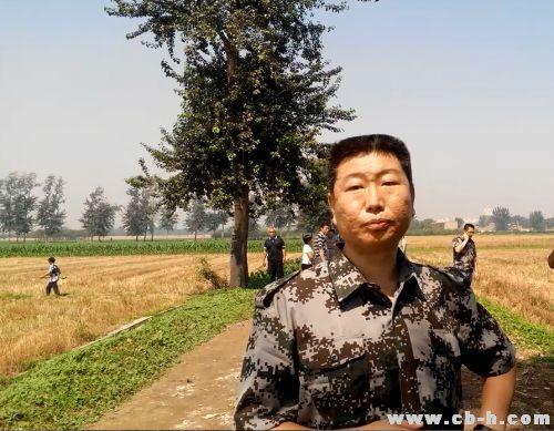 河北邢台征地村民放鞭炮求援百人持砍刀施暴(图)