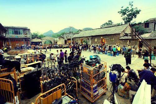 《致青春》拍摄地 贵州安顺黄果树景区