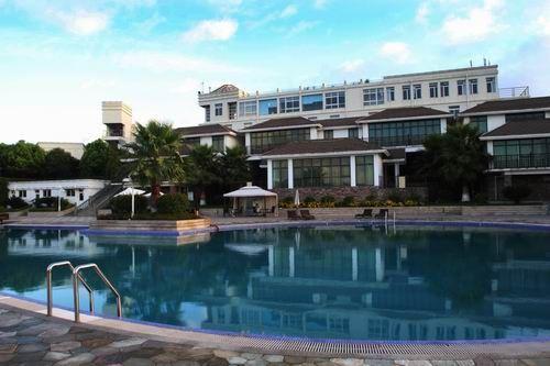 精致海岛型度假酒店