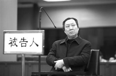 3月28日,杜平勋案在北京市二中院开庭,杜平勋当庭表示,自己懂法律不用律师辩护。资料图片/新京报记者 韩萌 摄