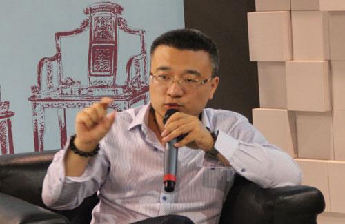 雅昌艺术网总经理朱文轶先生