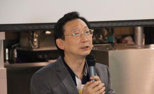 台湾帝图集团董事长台湾藏家刘熙海先生