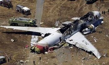 韩亚航空空难死亡人数升至三人