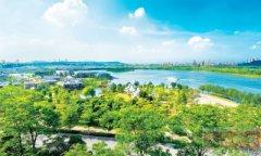 绿岛湖:岭南水乡新城格局现雏形