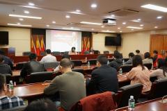 禅城区委统战部理论学习中心组举